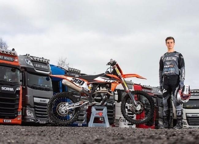 Nathan Dixon reveals 2021 setup