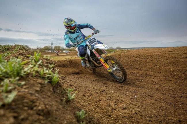 In-depth interview: Stuart Edmonds – race ready!