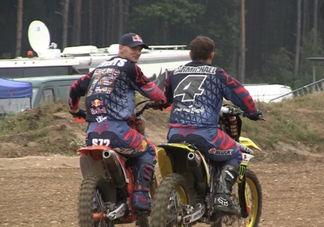 Video: Hughes on what made Everts, McGrath and Carmichael special
