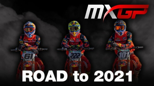 Video: Road to 2021 – Red Bull KTM Factory Racing