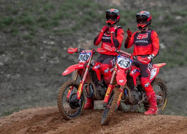 Tim Gajser: Can't wait until we can go racing again