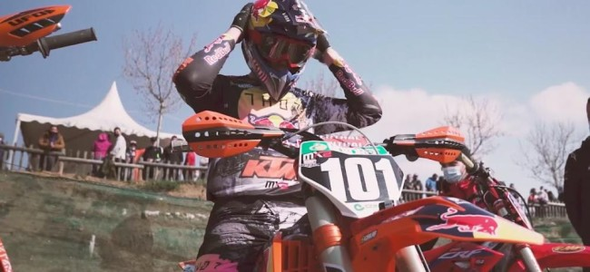 Video: Mattia Guadagnini – Spanish Championship action!