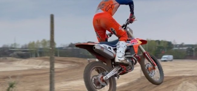 Video: Jeffrey Herlings – Lommel on a Friday