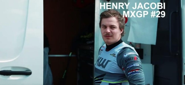 Video: Henry Jacobi – MXGP prep!