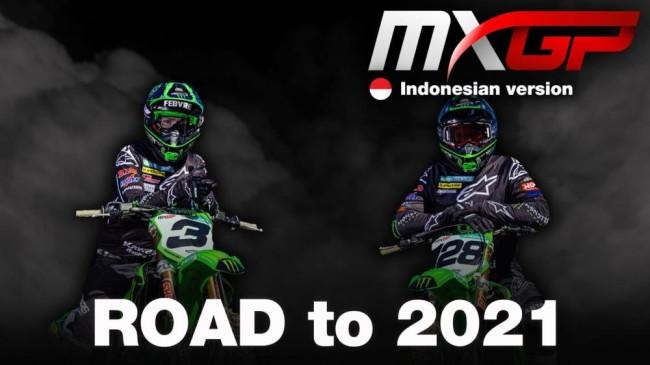 Video: MXGP Road to 2021 – Factory Kawasaki