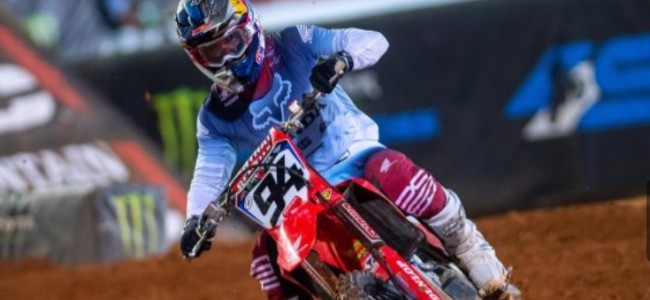 Roczen on his Atlanta win – changed mindset