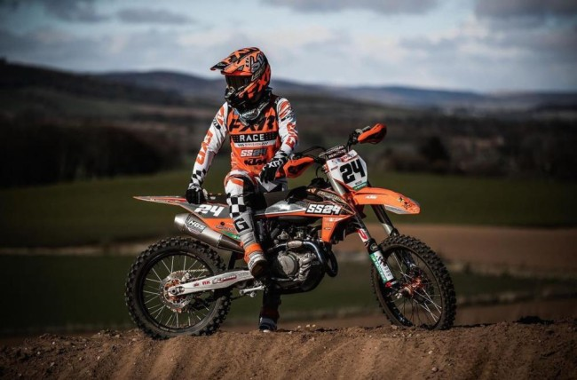 Shaun Simpson interview – ready to race!