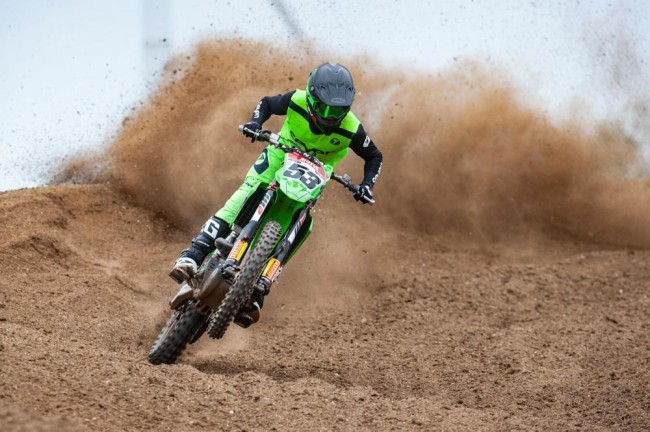 Interview: Dylan Walsh – British championship, MXGP and US supercross plans!