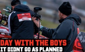 Video: Tommy Searle's latest vlog – more antics!