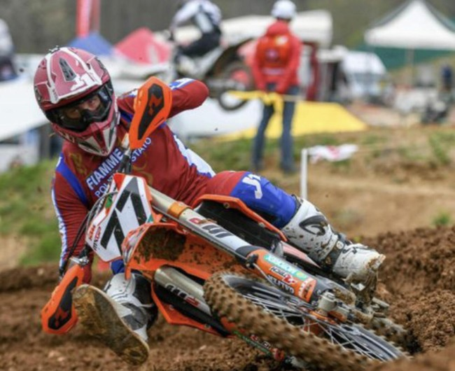 Lupino on Montevarchi and racing two AMA Nationals