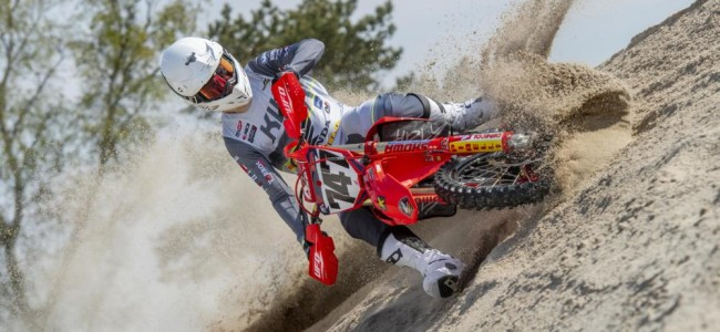 Michele Cervellin offers update – back on the bike