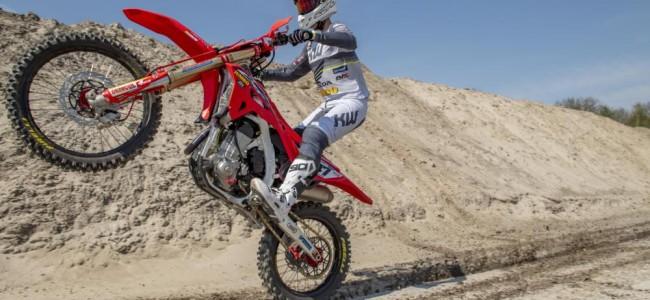 Michele Cervellin makes MXGP return at Lommel
