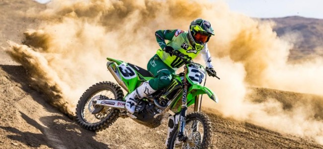 Official – Eli Tomac to leave Kawasaki at the end of the season!