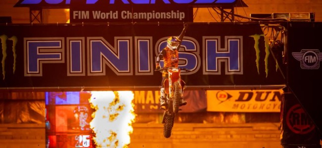 Webb on his title winning supercross season – Daytona stamped it!