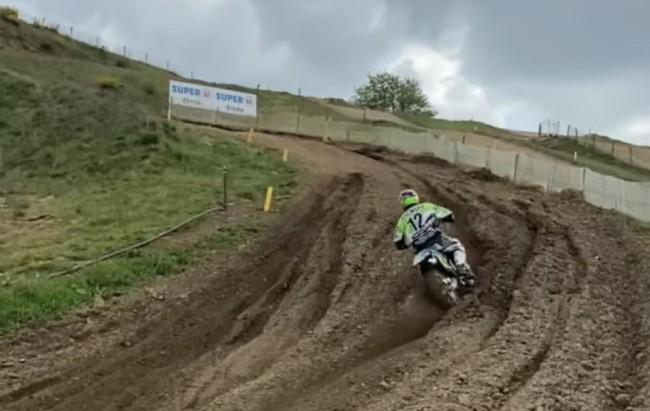 Video: Pichon on a 500 Kawasaki