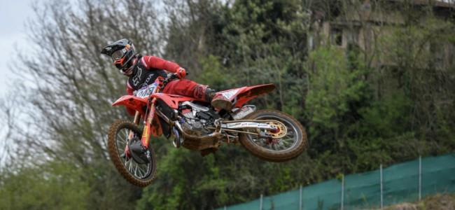 MX1 Race results: Italian Championship RD3 – Gajser dominates