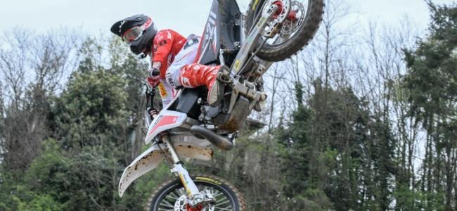 MX2 qualifying results: Italian Championship RD3