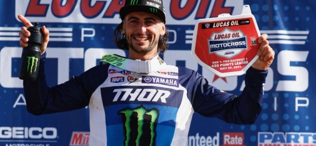 Dylan Ferrandis on his maiden 450 AMA National victory