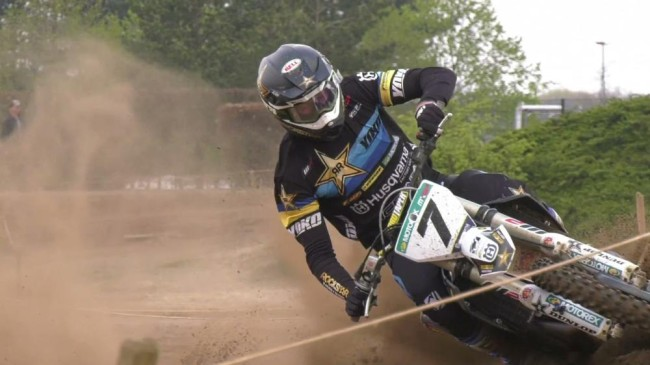 Video: Jasikonis and Kjer Olsen – sand surfing at Lommel