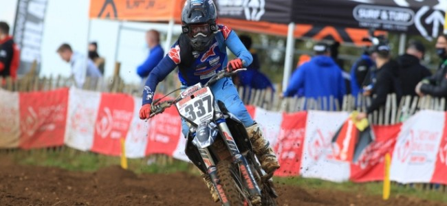 Glenn McCormick on his Chambers Husqvarna debut – solid