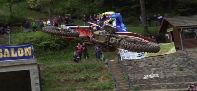 Video: Jan Pancar – race action