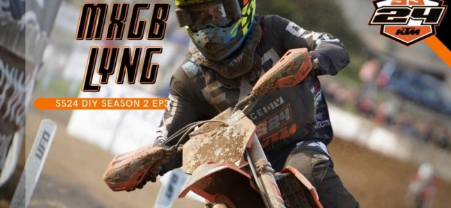 Video: Shaun Simpson DIY S2EP3 – Race action from Lyng