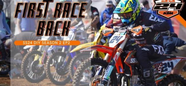 Video: Shaun Simpson SS24 DIY EP2 – First race back