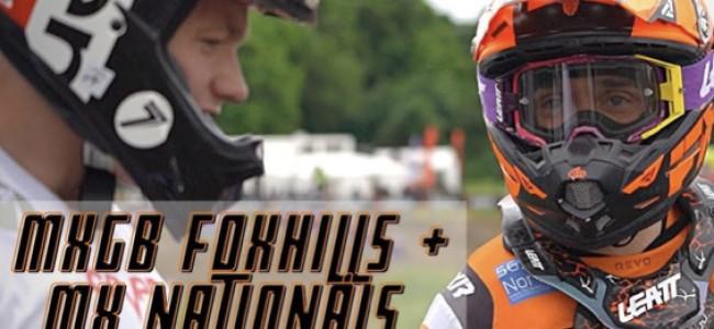 Video: Shaun Simpson Vlog – Foxhill and Hawkstone