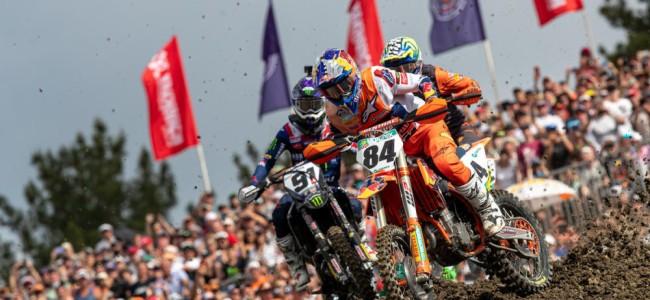 Jeffrey Herlings WILL race in Lommel