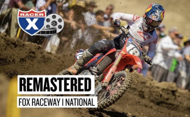 Video: Remastered – Fox Raceway National highlights