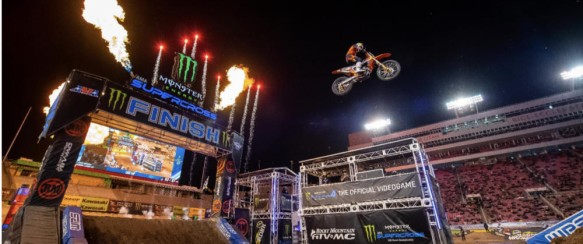 Supercross champion Cooper Webb nominated for first ESPY award in the Best Athlete, Men's Action Sports Category