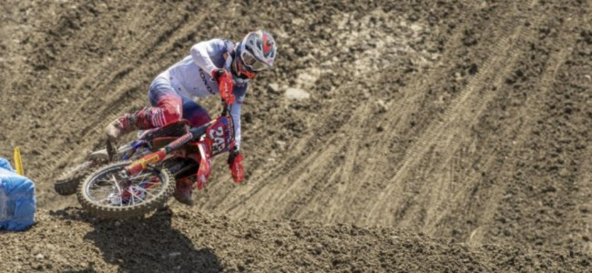 Gajser on why he loves the Matterley Basin circuit