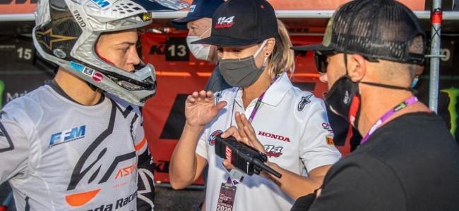 Axel Louis parts ways with 114 Motorsports Honda