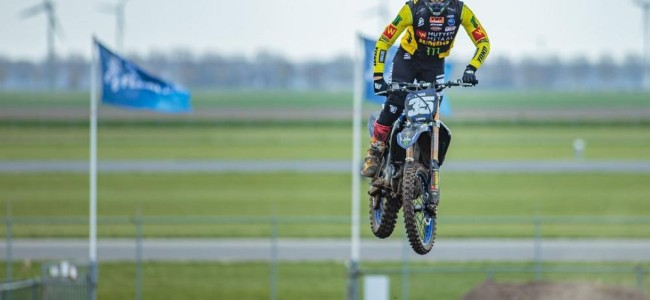 Andrea Bonacorsi ready for British Championship action – feels good on the 250cc