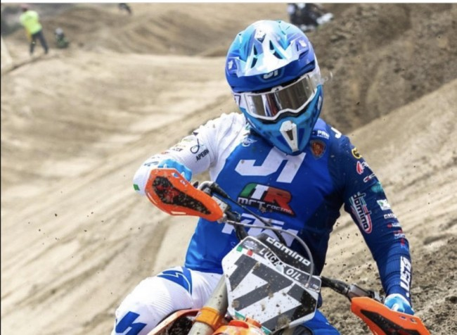 Interview: Alessandro Lupino – USA and MXGP!