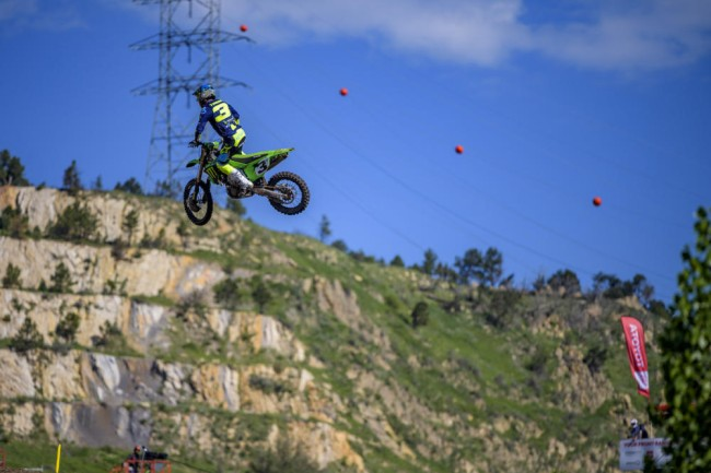 Tomac on another bad day at Colorado