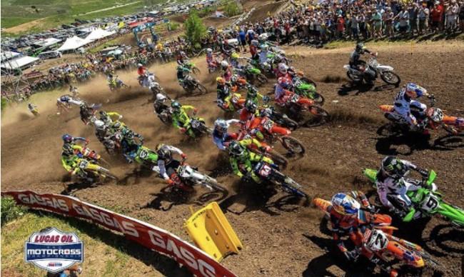 Video: Colorado AMA motocross highlights