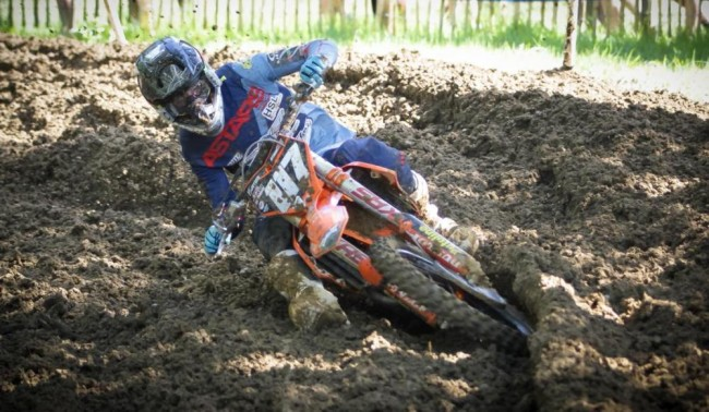 Ike Carter ready for EMX250 debut: Wants to surprise