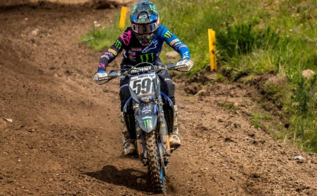 Video: Seewer, Coldenhoff and Watson – race action from Ernee