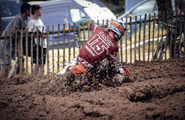 Interview: Ashton Dickinson on winning at Canada Heights and MX2 GP expectations