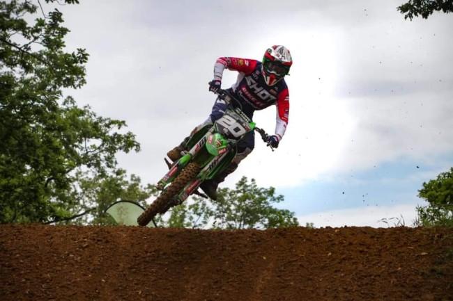 Interview: Wilson Todd – British championship and MXGP prep