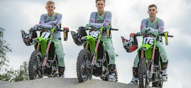 F&H Kawasaki Russian bound to start MX2 campaign