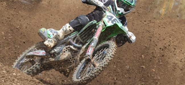 Febvre, Monticelli, Boisrame and Haarup discuss Ernee