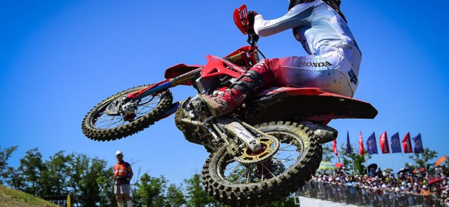 Race results: MXGP World Championship RD1 – Russia