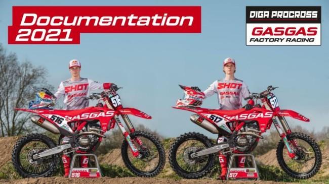 Video:  Behind the scenes – DIGA Procross GASGAS Factory Racing Team