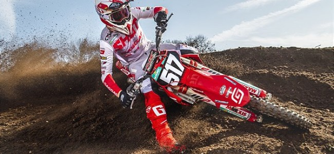 Isak Gifting discusses making the move up to the MX2 World Championship