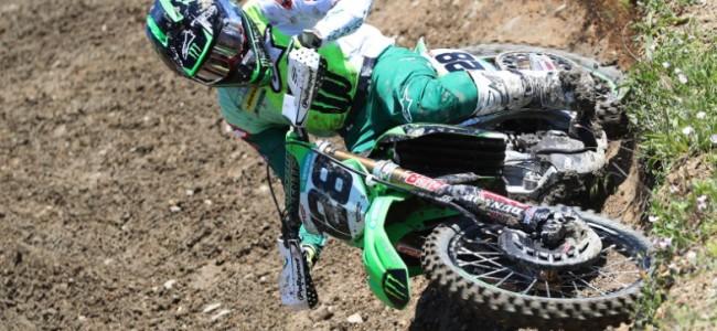 Injury update on Ivo Monticelli