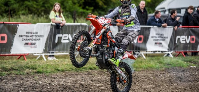 Ollie Colmer: Excited for EMX125 debut