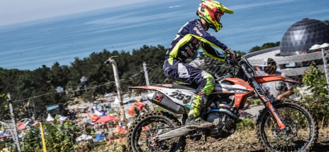 Interview: Jan Pancar on a strong start to his MX2 campaign – 'I think I can do even better'
