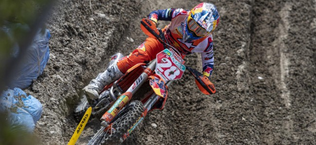 Rumour: Vialle injury set back for MXGP of Great Britian?